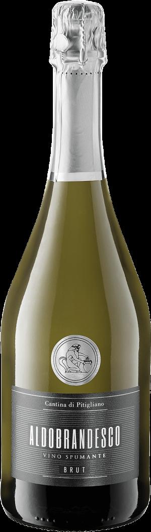 Aldobrandesco BRUT vino Spumante in Bottiglia