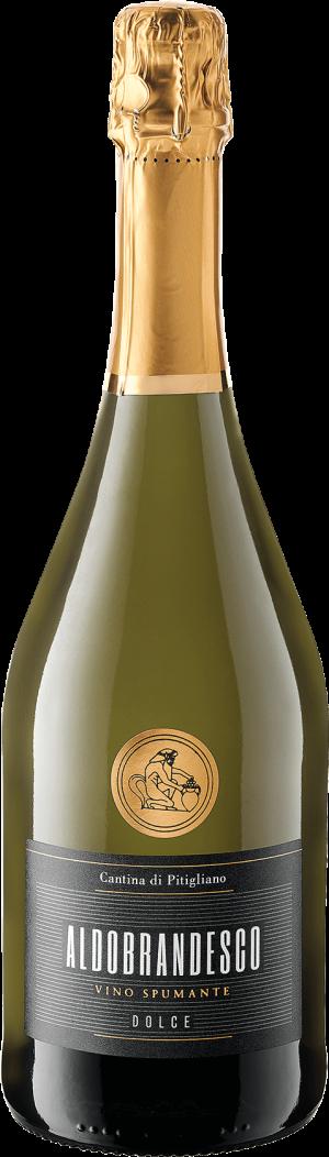Aldobrandesco Vino Spumante in Bottiglia