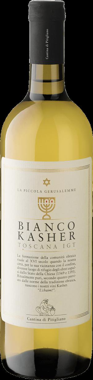 Bianco Kasher Toscana IGT vino in Bottiglia