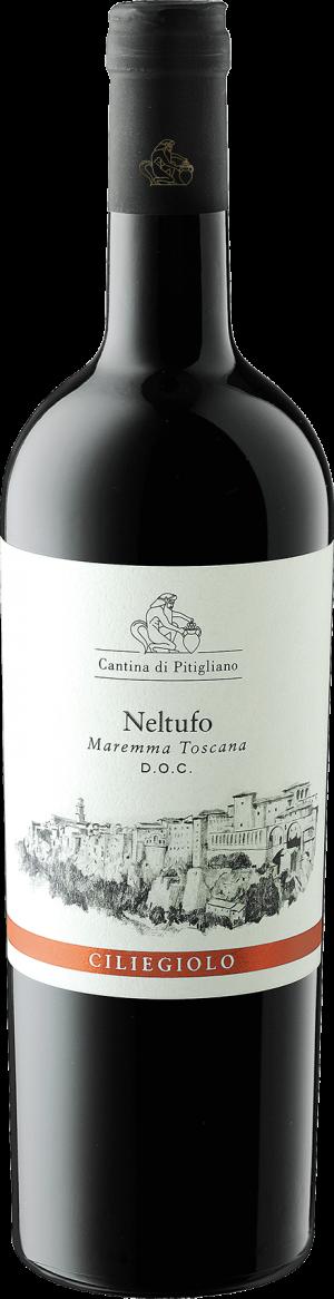 Neltufo Ciliegiolo DOC Vino Rosso in Bottiglia